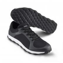 Köp Mjuk arbetssko i sneakersmodell Svart/Vit på MittPlagg.se