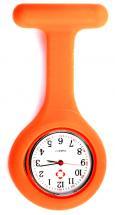 Köp Sjuksköterskeklocka Orange på MittPlagg.se