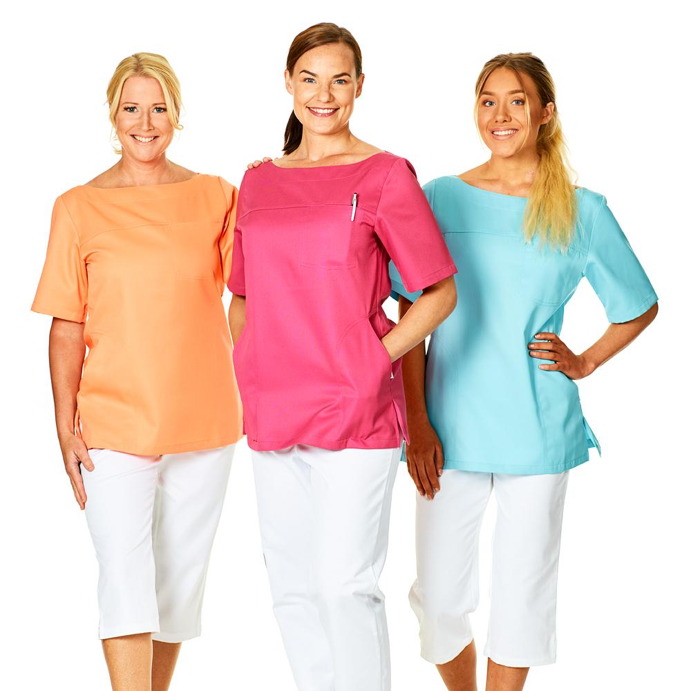 c5a4d8595ee1 Blus - Vårdkläder & Sjukvårdskläder på nätet - Mittplagg.se